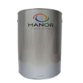 Manor Chassis Paint - Black Gloss | www.paints4trade.com